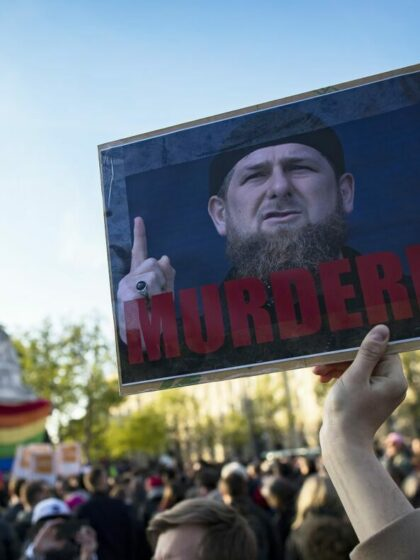 Intervening in Chechnya during the anti-gay purge