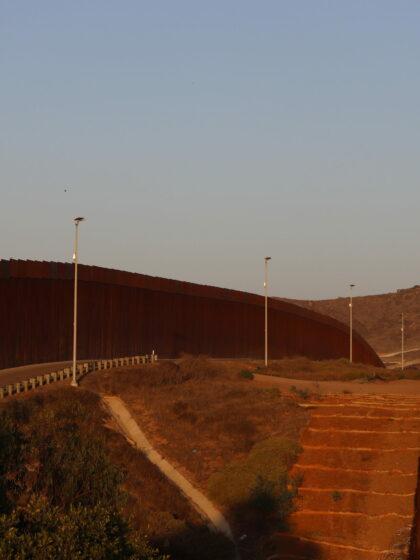 Navigating the U.S.-Mexico border