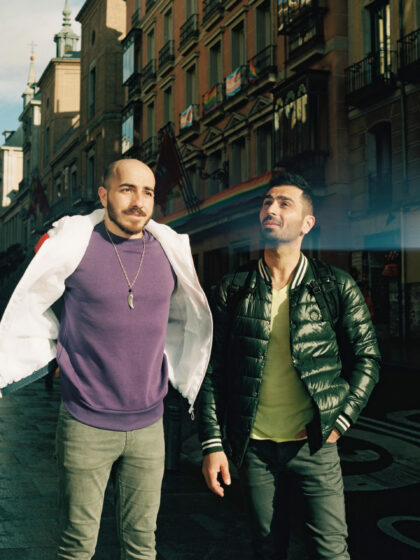 Helping Sami and Mehraj find safety in Spain