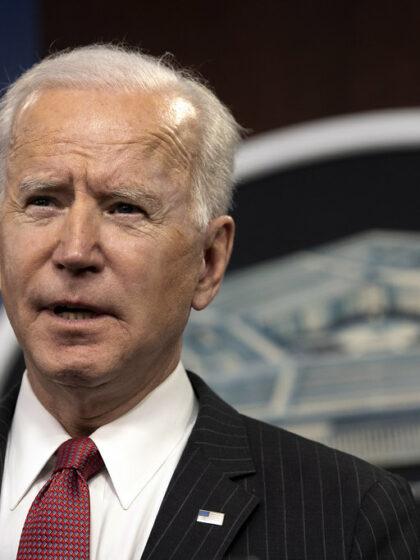 Statement on the Biden administration's reversal on...