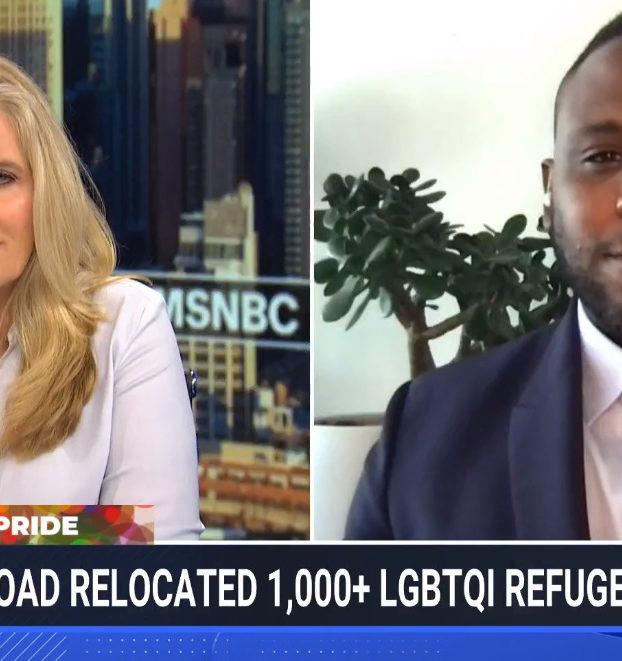 Rainbow Railroad helps LGBTQI+ victims around the world escape violence
